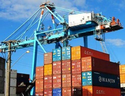 Desenvolvimento portuário